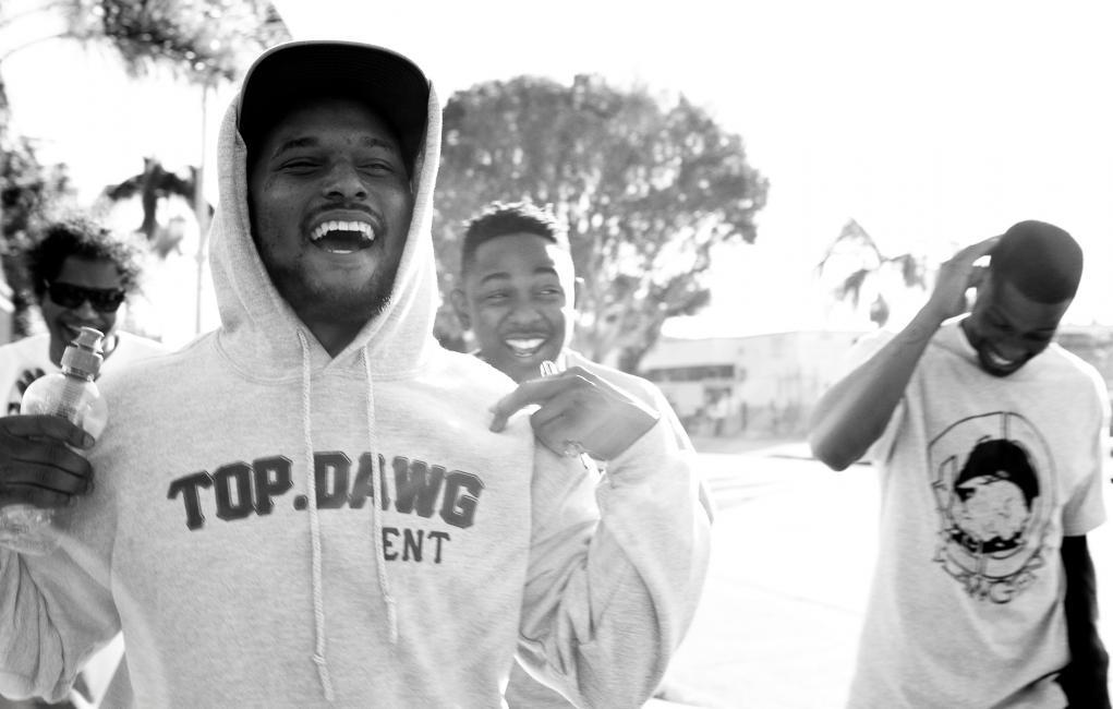Ture Lillegraven Scroll Kendrick Lamar Black Hippy